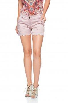 Pantaloni Scurti PrettyGirl Shapes Lila