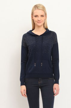 Pulover Top Secret S022618 DarkBlue