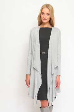 Cardigan Top Secret S022653 LightGrey