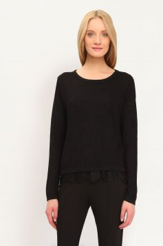 Pulover Top Secret S022663 Black