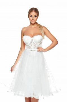 Rochie Ana Radu Just Love White