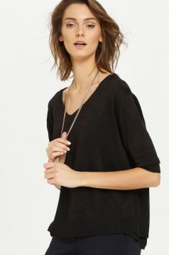 Pulover Top Secret S022730 Black