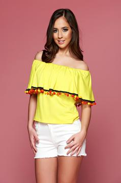 Bluza PrettyGirl Summery Yellow