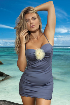 Costum De Baie Special Resort Blue