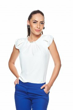 Bluza Fofy Good Looks White