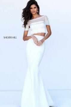 Set Sherri Hill 50539 White