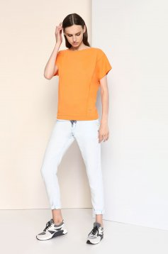 Tricou Top Secret S023026 Orange