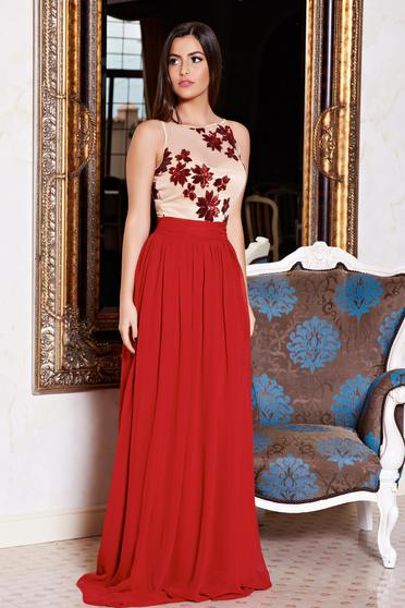 Rochie Fofy Opulence Red