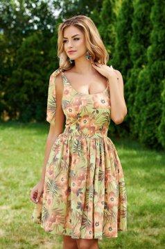 Rochie PrettyGirl Artless Orange