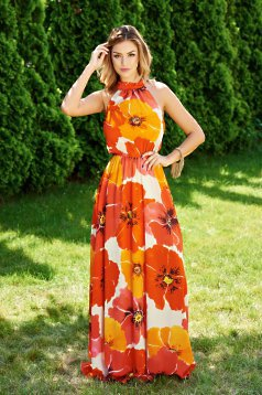 Rochie PrettyGirl Summer Delice Orange