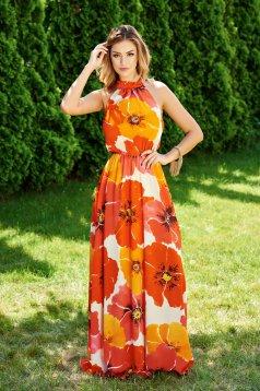 Rochie PrettyGirl Summer Delice Orange