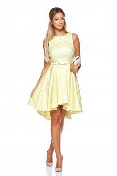 Rochie StarShinerS Summer Events Yellow