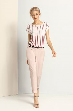 Pantaloni Top Secret S023142 Rosa