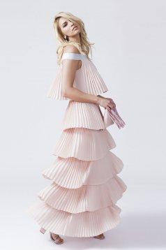 Rochie Daniella Cristea Iconic Style Rosa