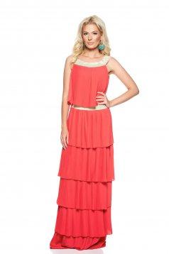 Rochie Daniella Cristea Iconic Style Red
