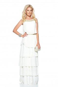 Rochie Daniella Cristea Iconic Style White
