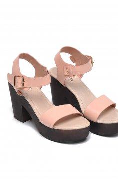Sandale Top Secret S023265 Rosa
