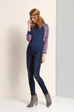 Blugi Top Secret S023280 Blue