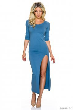 Rochie Fashion Style Turquoise