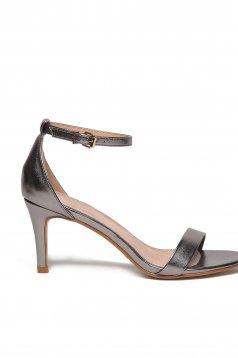 Sandale Top Secret S023331 Silver