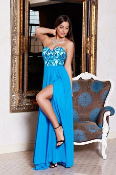 Rochie Magnetic Fascination Turquoise