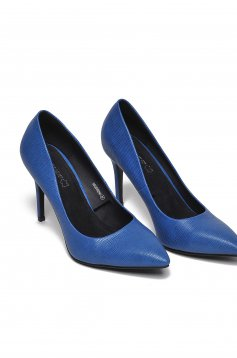 Pantofi Top Secret S023337 Blue