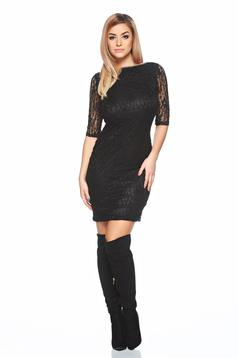 Rochie StarShinerS High Appeal Black