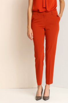 Pantaloni Top Secret S023390 Orange