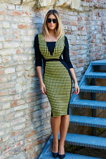 Rochie Starshiners Bonjour Belle Daily Black
