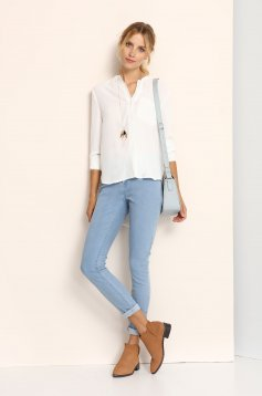 Camasa Top Secret S023431 White
