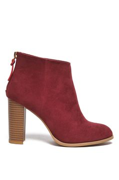 Botine Top Secret S023468 Red