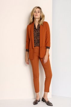 Pantaloni Top Secret S023518 Orange