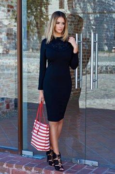 Rochie LaDonna Inspired Elegance Black