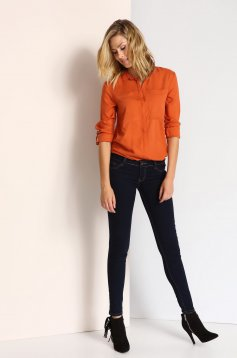 Camasa Top Secret S023597 Orange