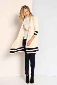 Cardigan Top Secret S023602 Cream