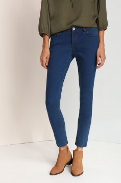 Pantaloni Top Secret S023634 DarkBlue