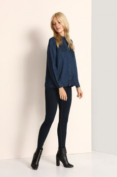 Camasa Top Secret S023646 DarkBlue