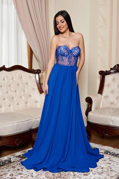 Rochie Ana Radu Golden Moments Blue