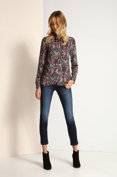 Camasa Top Secret S023655 DarkBlue
