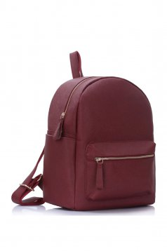 Rucsac Chic Signature Burgundy