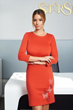 Rochie StarShinerS Butterfly Efect Red