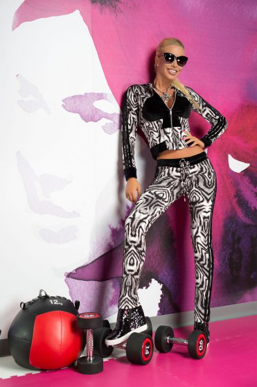 Set Ocassion Fancy And Chic Black