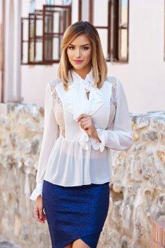 Bluza Daniella Cristea Sweet Life White