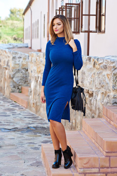 Rochie StarShinerS Fall Enthusiasm Blue