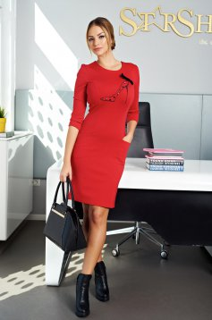 Rochie StarShinerS High Style Red