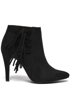 Botine Top Secret S023788 Black