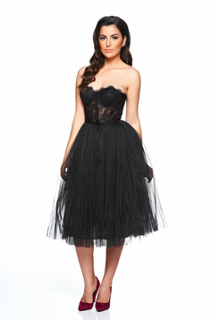 Rochie Ana Radu Evening Temptation Black