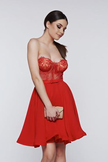 Rochie Ana Radu Magic Look Red