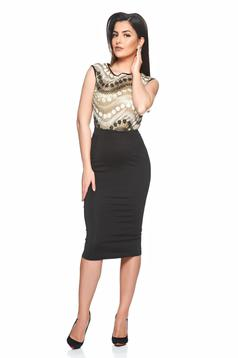 Rochie Fofy Magic Event Black