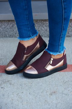 Adidasi Golden Week Burgundy